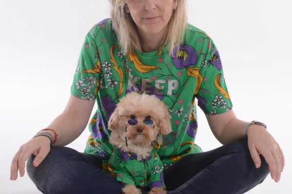 Costume Hippie per cane